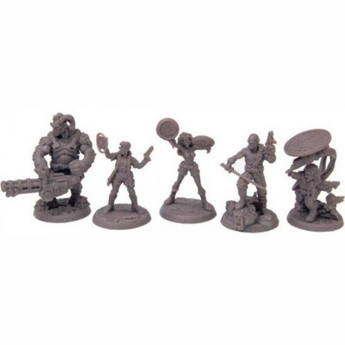 Catalyst Game Labs SHADOWRUN 6TH EDITION: PRIME RUNNER MINIS