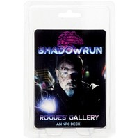 SHADOWRUN 6TH EDITION: ROGUE'S GALLERY - AN NPC DECK