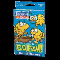 KIDS GO FISH