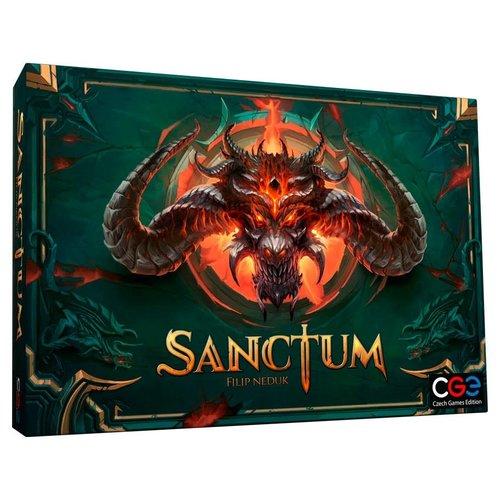 Czech Games Editions INC SANCTUM