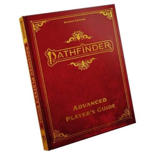 Paizo Publishing PATHFINDER 2ND EDITION: ADVANCED PLAYER'S GUIDE - SPECIAL EDITION