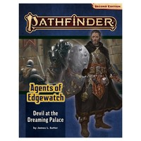 PATHFINDER 2ND EDITION: ADVENTURE PATH: AGENTS OF EDGEWATCH 1 - DEVIL AT DREAM PALACE