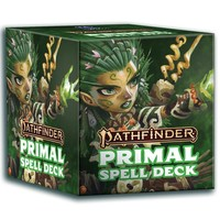 PATHFINDER 2ND EDITION: PRIMAL - SPELL DECK