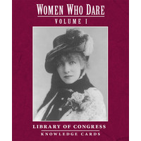 KNOWLEDGE CARDS: WOMEN WHO DARE V. 1