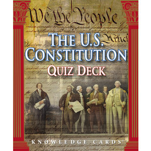 POMEGRANATE KNOWLEDGE CARDS: US CONSTITUTION