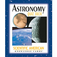 KNOWLEDGE CARDS: SCI-AM ASTRONOMY QUIZ