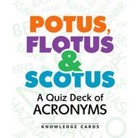KNOWLEDGE CARDS: POTUS FLOTUS & SCOTUS