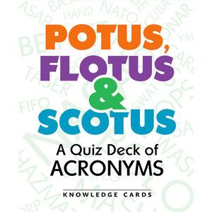 POMEGRANATE KNOWLEDGE CARDS: POTUS FLOTUS & SCOTUS