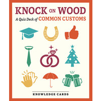 KNOWLEDGE CARDS: KNOCK ON WOOD