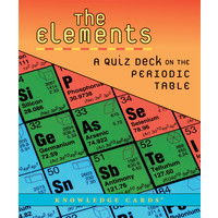 KNOWLEDGE CARDS: ELEMENTS OF THE PERIODIC TABLE