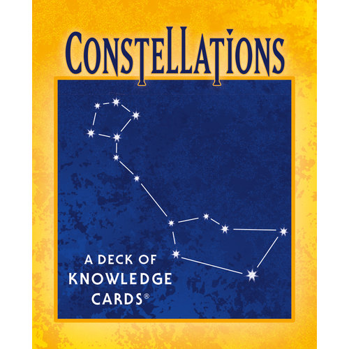 POMEGRANATE KNOWLEDGE CARDS: CONSTELLATIONS