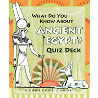 KNOWLEDGE CARDS: ANCIENT EGYPT