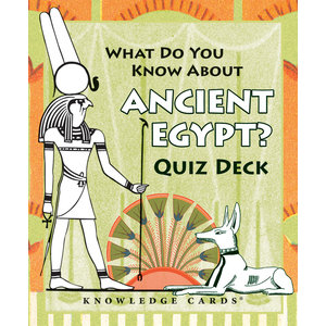 POMEGRANATE KNOWLEDGE CARDS: ANCIENT EGYPT