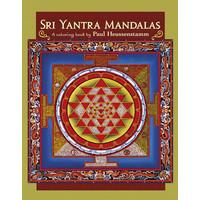 SRI YANTRA MANDALAS HEUSSENSTAMM COLORING BOOK