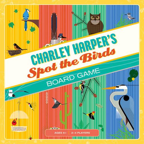 POMEGRANATE CHARLEY HARPER SPOT THE BIRDS