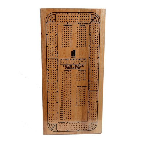 JOHN HANSEN COMPANY CRIBBAGE 4-TRACK CONTINUOUS