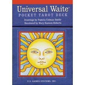 US GAMES SYSTEMS TAROT UNIVERSAL WAITE POCKET
