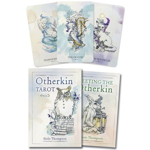 LLEWELLYN WORLDWIDE TAROT OTHERKIN
