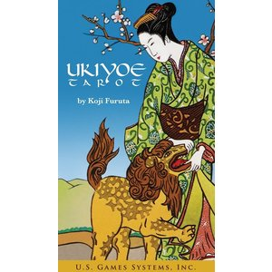 US GAMES SYSTEMS TAROT UKIYOE