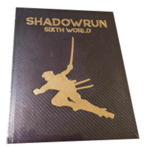 Catalyst Game Labs SHADOWRUN 6TH EDITION: LIMITED EDITION
