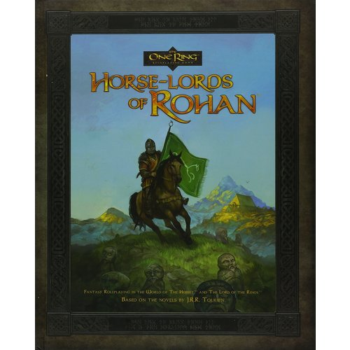 Cubicle 7 THE ONE RING RPG: HORSE LORDS OF ROHAN