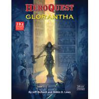 HEROQUEST RPG: GLORANTHA COMPLETE
