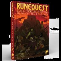 RUNEQUEST RPG: GLORANTHA BESTIARY