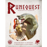 RUNE QUEST: GLORANTHA QUICK START