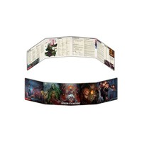 D&D 5E: DUNGEON OF THE MAD MAGE DM SCREEN