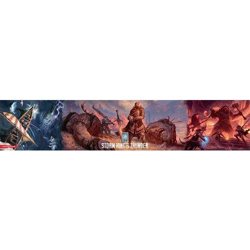 Gale Force Nine D&D 5E: STORM KING'S THUNDER DM SCREEN