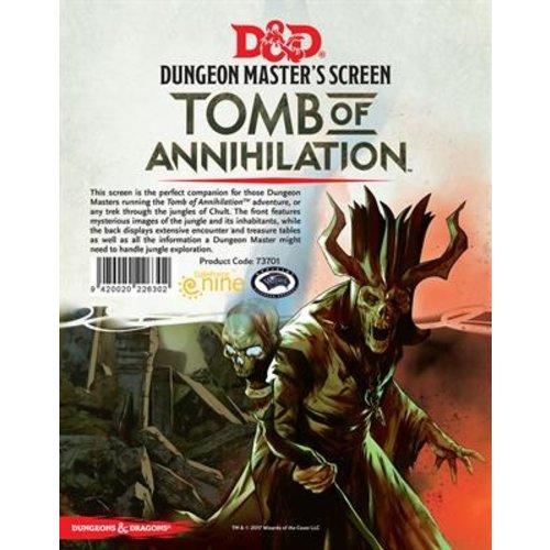 Gale Force Nine D&D 5E: TOMB OF ANNIHILATION DM SCREEN