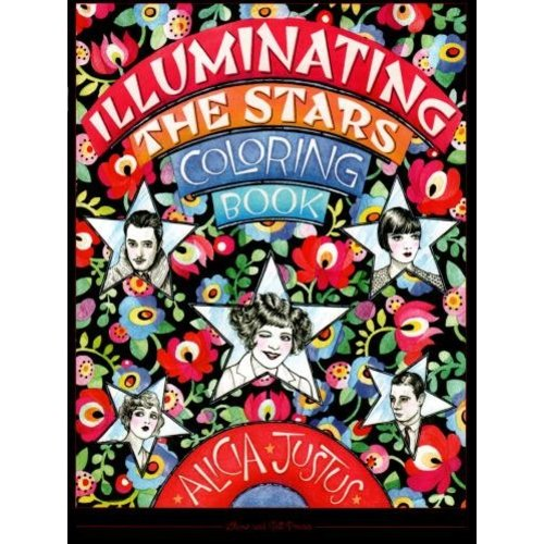 LAST GASP COLORING BOOK: ILLUMINATING THE STARS