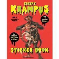 KRAMPUS STICKER BOOK