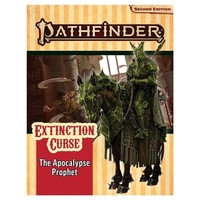 PATHFINDER 2ND EDITION: ADVENTURE PATH #156: EXTINCTION CURSE 6 - THE APOCALYPSE PROPHET
