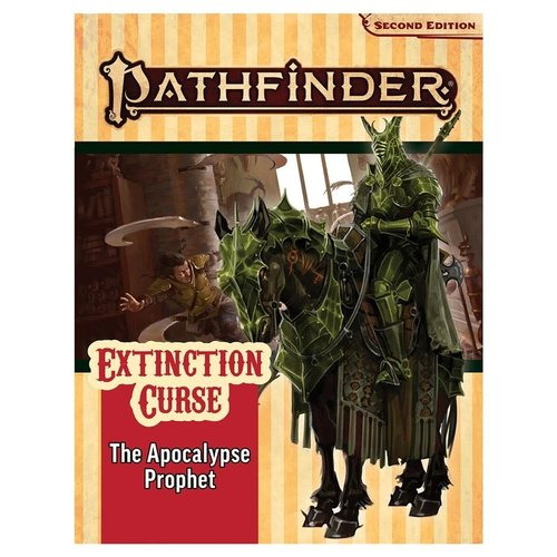 Paizo Publishing PATHFINDER 2ND EDITION: ADVENTURE PATH #156: EXTINCTION CURSE 6 - THE APOCALYPSE PROPHET