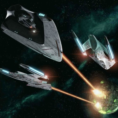 Modiphius STAR TREK ADVENTURES: GAMMA QUADRANT