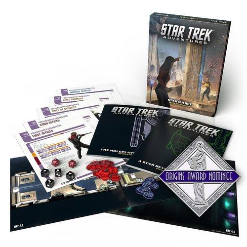 Modiphius STAR TREK ADVENTURES: STARTER SET