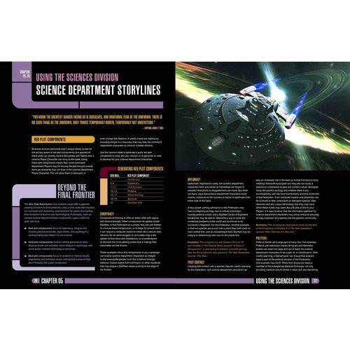 Modiphius STAR TREK ADVENTURES: SCIENCE DIVISION