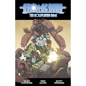 Evil Hat Productions FATE CORE: ATOMIC ROBO