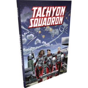 Evil Hat Productions FATE CORE: TACHYON SQUADRON