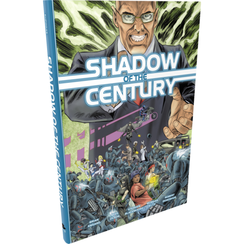 Evil Hat Productions FATE CORE: SHADOW OF THE CENTURY