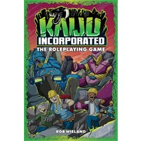 FATE CORE: KAIJU INCORPORATED