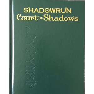 Catalyst Game Labs SHADOWRUN: COURT OF SHADOWS - LIMITED EDITION