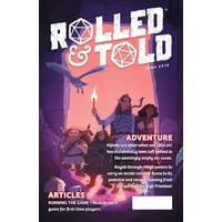 ROLLED & TOLD MAGAZINE #10
