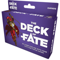 FATE CORE: THE DECK OF FATE