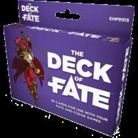 FATE CORE: THE DECK OF FATE