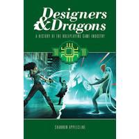 DESIGNERS & DRAGONS 1980s