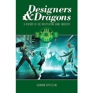 Evil Hat Productions DESIGNERS & DRAGONS 1980s
