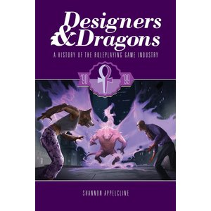 Evil Hat Productions DESIGNERS & DRAGONS 1990s
