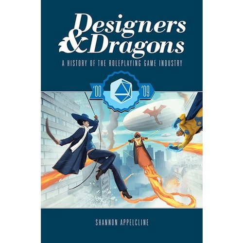 Evil Hat Productions DESIGNERS & DRAGONS 2000s